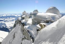Esqui fuera pistas desde el Pic de Midi / Esquí de Montaña por el Tourmalet