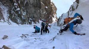 Mendiko eskia Val d´Aranen  —  Esqui de Montaña en Val d´Arán