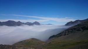 Asteburuko irteera Pirineoetara  — Salida a Pirineos — Arriel / Frondiellas