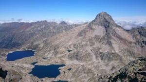Arriel (2.821 m) y Frondiellas (3.071 m)