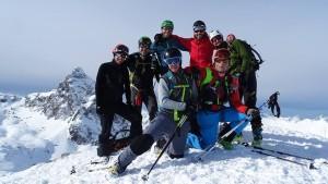 Eski ikastaroa Baqueiran—Curso de Esquí en Baqueira