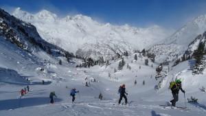 Mendiko eski irteera – Salida Esquí de Montaña