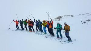 Mendiko eski irteera Bielsa eta Piau Engaly ingurura — Salida de Esquí de Montaña a Bielsa y Piau Engaly.