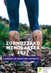MENDIKO ASTEA 2017 // SEMANA DE LA MONTAÑA 2017