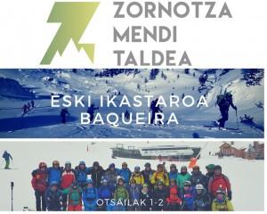 EskiikastaroaBaqueira-n — Curso de Esquí enBaqueira:
